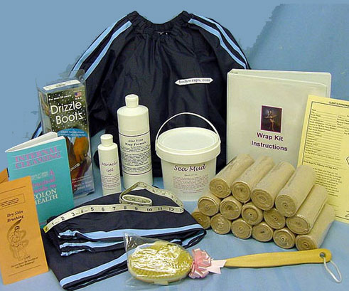 this is our American body wrap kit